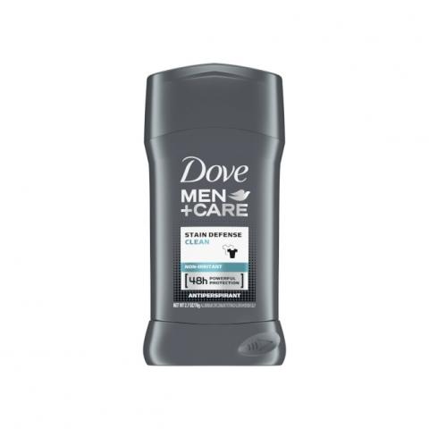 ستك دوف رجالي 85غم stain defense clean