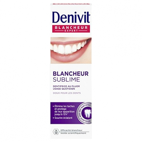 معجون اسنان لتبيض الاسنان 50مل blancheur sublime