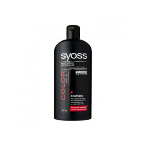شامبو سيوس لحماية الشعر المصبوغ 500مل