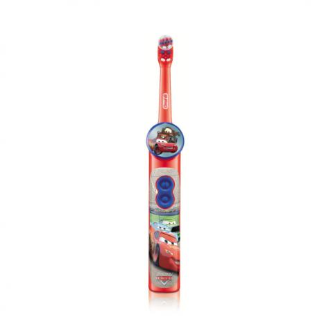 فرشاة اسنان اورال ب كهربائي للاطفال Disney Car