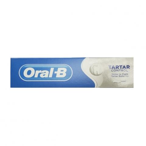 معجون اسنان اورال بي ضد التكلسات 100مل