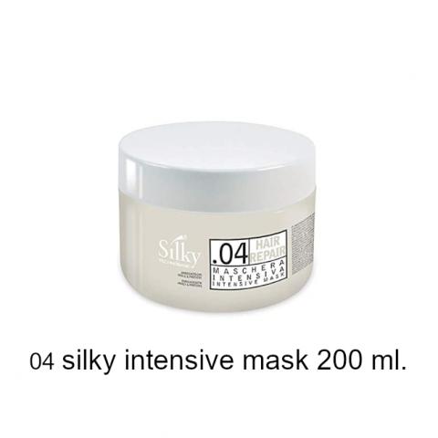 ماسك اصلاح الشعر  ببروتين الحليب