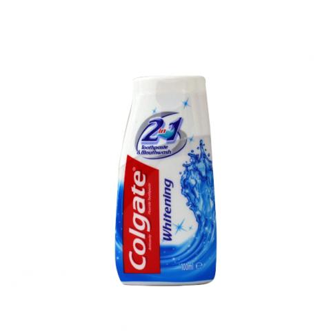 معجون اسنان كولكيت مبيض 2*1 100مل
