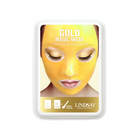 Lindsay Luxury Gold Magic Mask